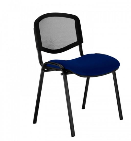 Посетителски стол ISO ERGO MESH BLACK
