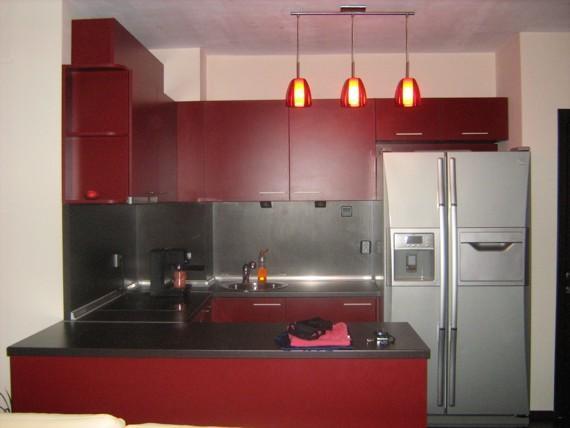 Кухненски модули за ваканционни жилища поръчка