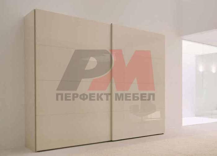 модерни мебели по поръчка за гардеробни