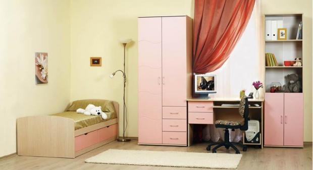 семпла детска стая