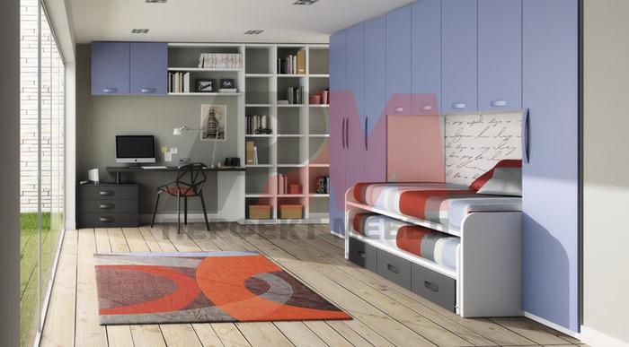 Дизайнерска мебелировка за детето