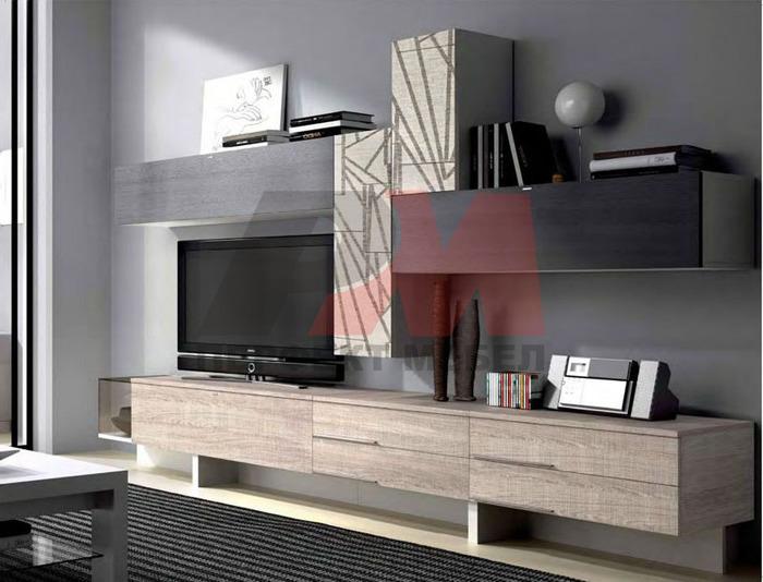 Мебели за секция в хол