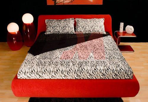 Нестандартна тапицирана спалня София по поръчка