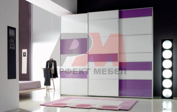 Готов гардероб с плъзгащи врати София