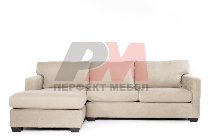Голяма мека мебел по поръчка по проект