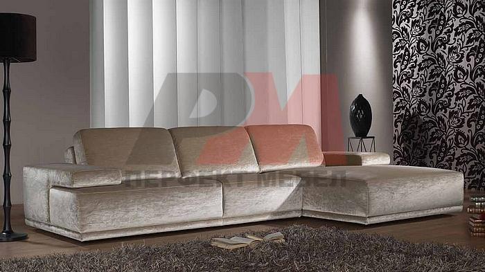 Ъглови дивани с лежанка по поръчка