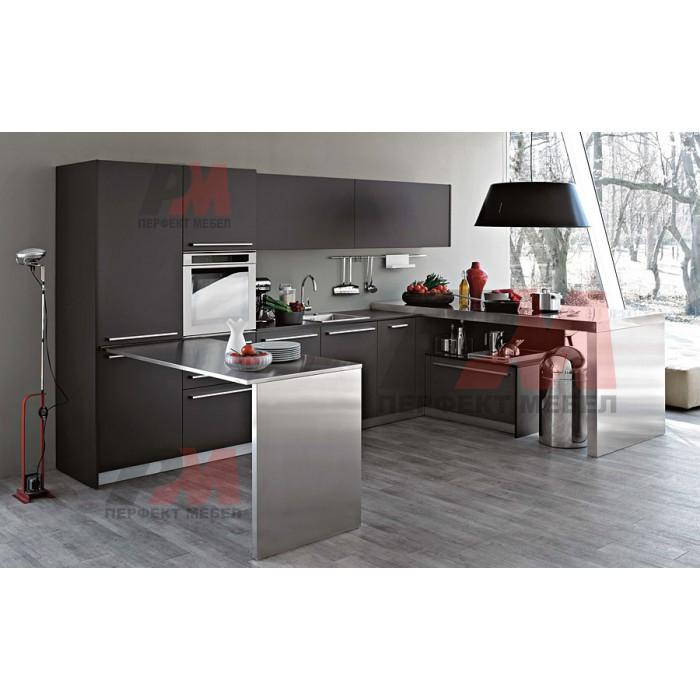 дизайнески мебели за кухня по поръчка