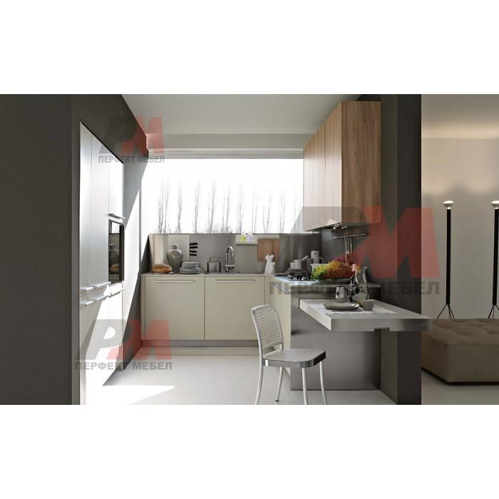 Мебели за модерна кухненско обзавеждане