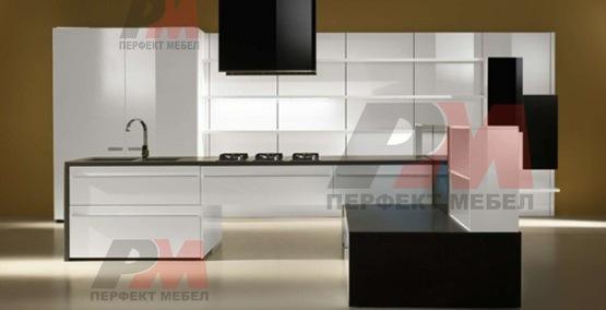 Производство на кухненски мебели по поръчка
