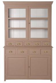 Скрин-кабинет с 9 чекмеджета