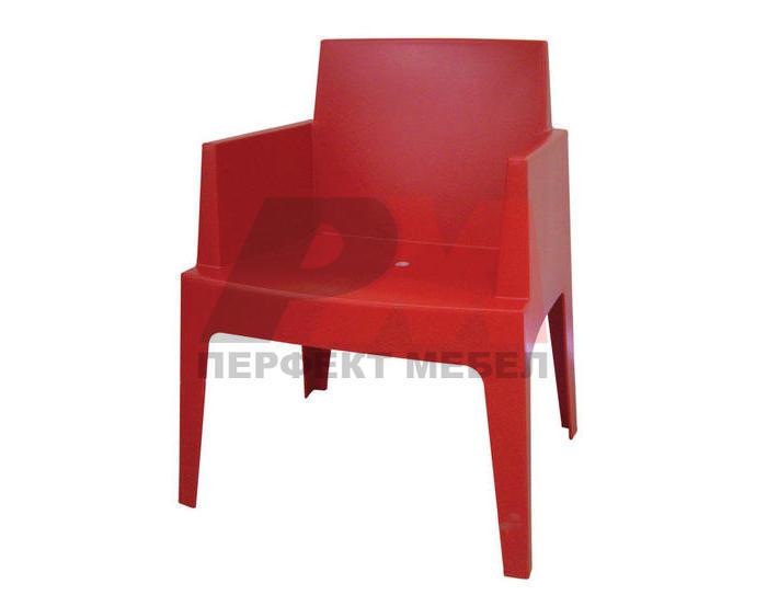 Столове от пластмаса за заведение