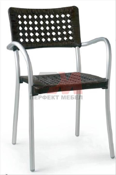 Столове метални за бар