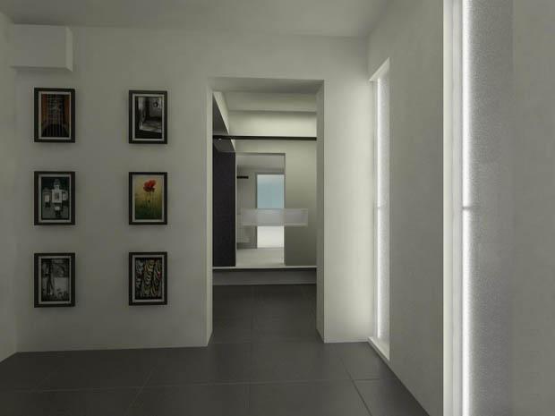 Вътрешен интериорен дизайн за апартамент