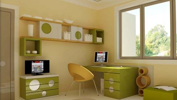 Детски бюра и мебели по поръчка