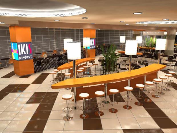 Интериор дизайн на заведения