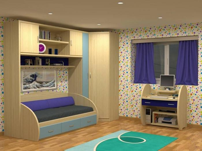 детски мебели по поръчка 1112-2617