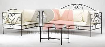 Уникални столове и маси ковано желязо