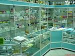 Pharmaceutical manufacture of furniture