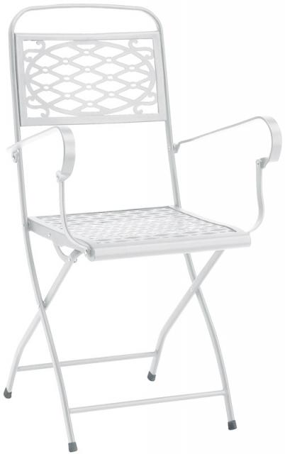 Градински стол произведен от метал Пловдив