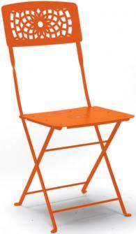 Градински стол произведен от метал Пловдив поръчки