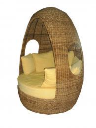 Вътрешна и външна ратанова мека мебел магазин