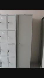 Метални гардероби за съблекални от висококачествена стомана